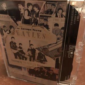 Beatles Anthology 1 Apple/EMI Import Cassette 1
